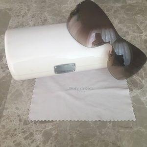 Authentic Jimmy Choo Sunglasses